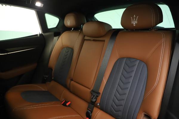 New 2020 Maserati Levante Q4 GranLusso for sale Sold at Maserati of Greenwich in Greenwich CT 06830 18