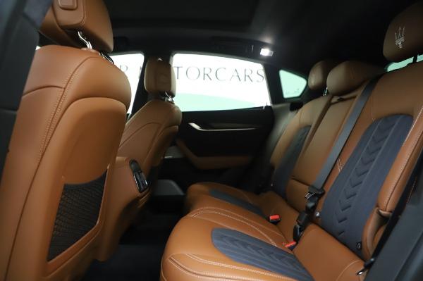 New 2020 Maserati Levante Q4 GranLusso for sale Sold at Maserati of Greenwich in Greenwich CT 06830 19