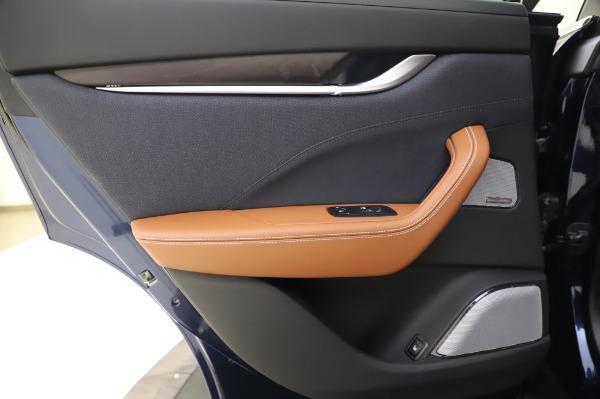 New 2020 Maserati Levante Q4 GranLusso for sale Sold at Maserati of Greenwich in Greenwich CT 06830 21