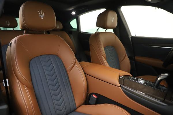 New 2020 Maserati Levante Q4 GranLusso for sale Sold at Maserati of Greenwich in Greenwich CT 06830 22