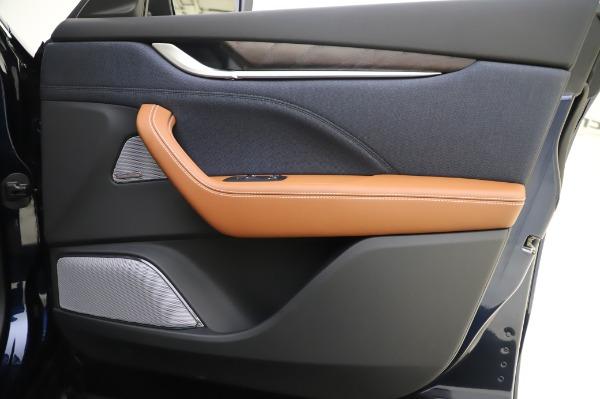 New 2020 Maserati Levante Q4 GranLusso for sale Sold at Maserati of Greenwich in Greenwich CT 06830 25