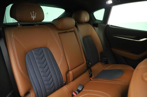 New 2020 Maserati Levante Q4 GranLusso for sale Sold at Maserati of Greenwich in Greenwich CT 06830 26