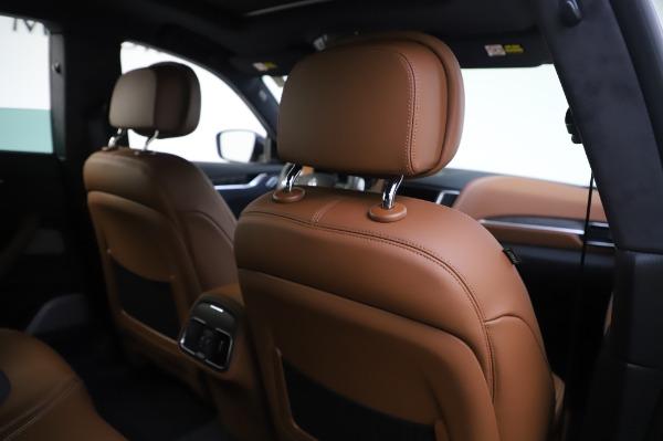 New 2020 Maserati Levante Q4 GranLusso for sale Sold at Maserati of Greenwich in Greenwich CT 06830 28