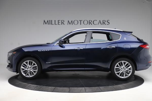 New 2020 Maserati Levante Q4 GranLusso for sale Sold at Maserati of Greenwich in Greenwich CT 06830 3