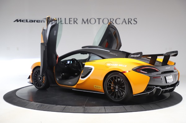 New 2020 McLaren 620R Coupe for sale Call for price at Maserati of Greenwich in Greenwich CT 06830 12