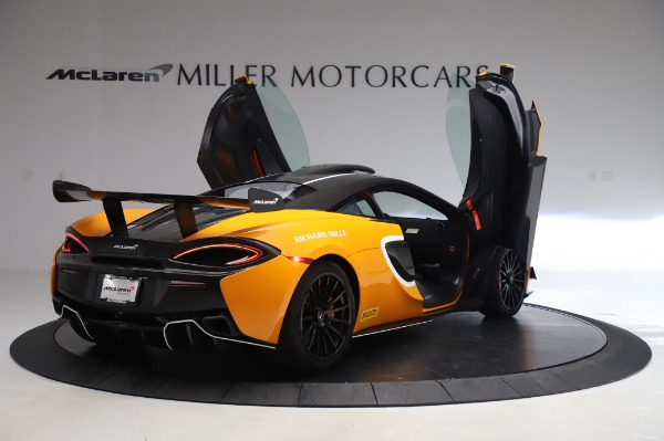 New 2020 McLaren 620R Coupe for sale Call for price at Maserati of Greenwich in Greenwich CT 06830 14