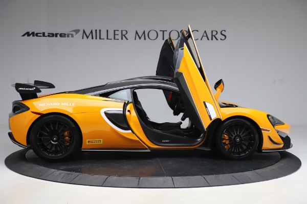 New 2020 McLaren 620R Coupe for sale Call for price at Maserati of Greenwich in Greenwich CT 06830 15