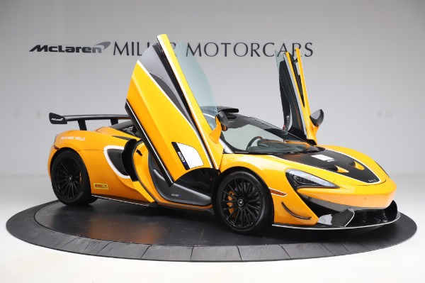 New 2020 McLaren 620R Coupe for sale Call for price at Maserati of Greenwich in Greenwich CT 06830 16