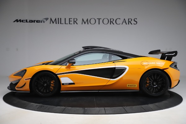 New 2020 McLaren 620R Coupe for sale Call for price at Maserati of Greenwich in Greenwich CT 06830 2