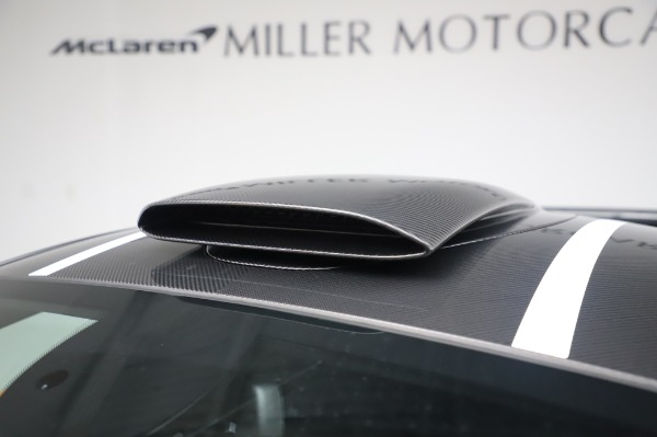 New 2020 McLaren 620R Coupe for sale Call for price at Maserati of Greenwich in Greenwich CT 06830 21