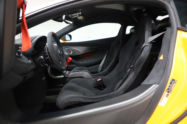 New 2020 McLaren 620R Coupe for sale Call for price at Maserati of Greenwich in Greenwich CT 06830 24
