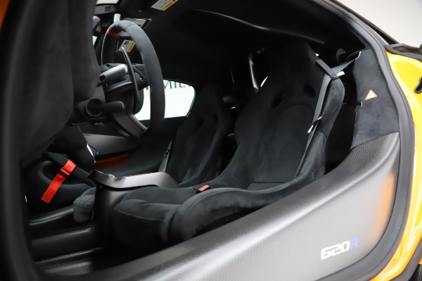 New 2020 McLaren 620R Coupe for sale Call for price at Maserati of Greenwich in Greenwich CT 06830 25