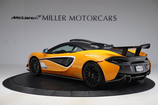 New 2020 McLaren 620R Coupe for sale Call for price at Maserati of Greenwich in Greenwich CT 06830 3