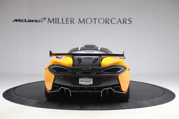 New 2020 McLaren 620R Coupe for sale Call for price at Maserati of Greenwich in Greenwich CT 06830 4