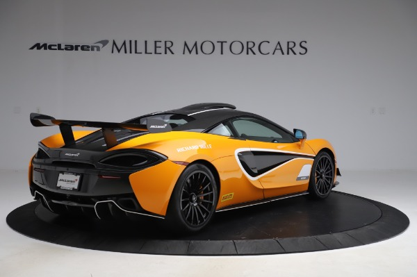 New 2020 McLaren 620R Coupe for sale Call for price at Maserati of Greenwich in Greenwich CT 06830 5