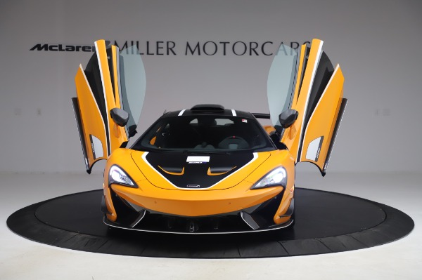 New 2020 McLaren 620R Coupe for sale Call for price at Maserati of Greenwich in Greenwich CT 06830 9
