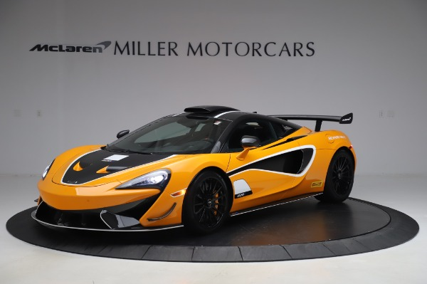 New 2020 McLaren 620R Coupe for sale Call for price at Maserati of Greenwich in Greenwich CT 06830 1