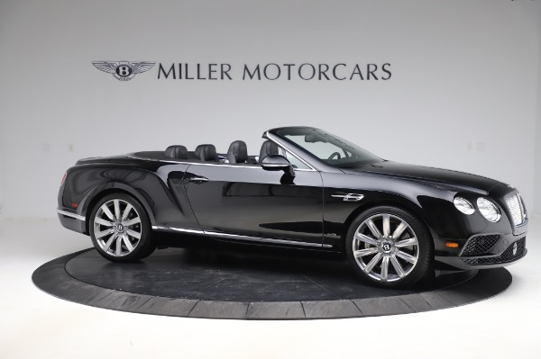 Used 2016 Bentley Continental GTC W12 for sale Call for price at Maserati of Greenwich in Greenwich CT 06830 10