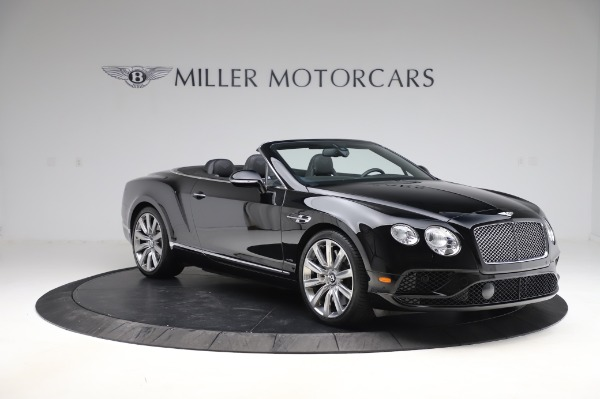 Used 2016 Bentley Continental GTC W12 for sale Call for price at Maserati of Greenwich in Greenwich CT 06830 11