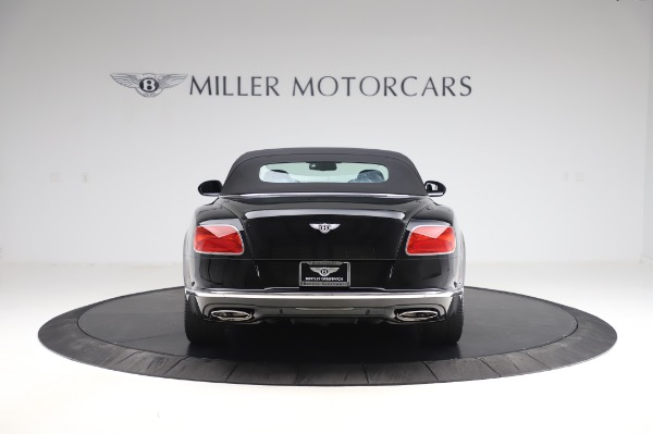 Used 2016 Bentley Continental GTC W12 for sale Call for price at Maserati of Greenwich in Greenwich CT 06830 16