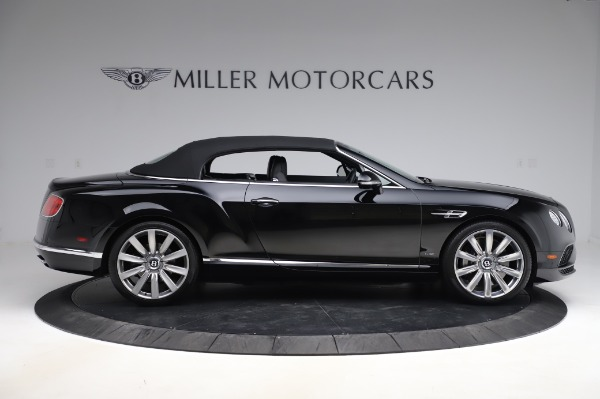Used 2016 Bentley Continental GTC W12 for sale Call for price at Maserati of Greenwich in Greenwich CT 06830 18