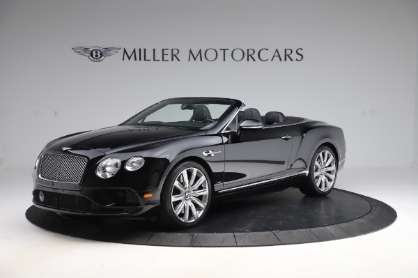 Used 2016 Bentley Continental GTC W12 for sale Call for price at Maserati of Greenwich in Greenwich CT 06830 2