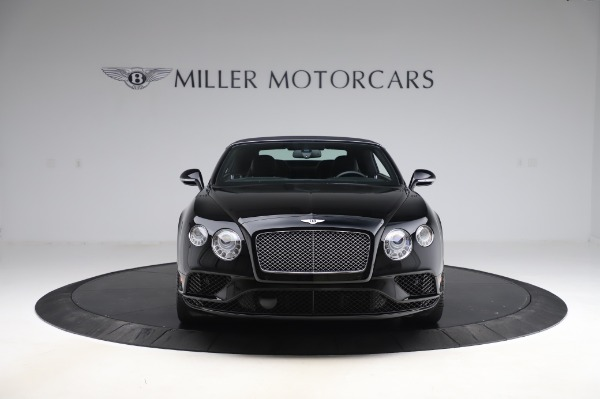 Used 2016 Bentley Continental GTC W12 for sale Call for price at Maserati of Greenwich in Greenwich CT 06830 20