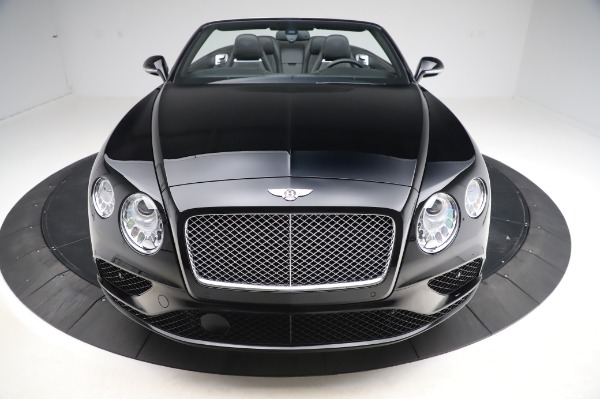 Used 2016 Bentley Continental GTC W12 for sale Call for price at Maserati of Greenwich in Greenwich CT 06830 21