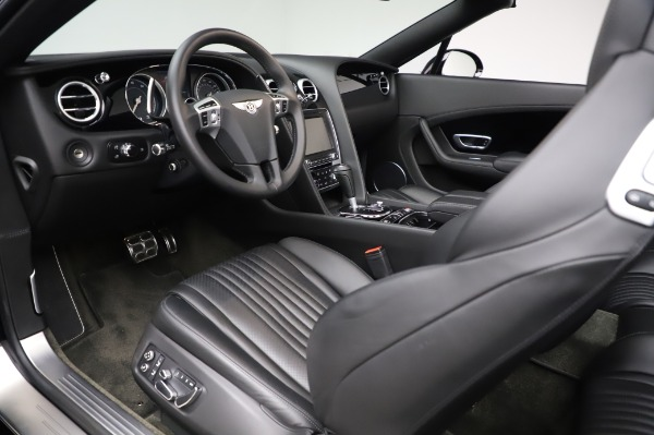 Used 2016 Bentley Continental GTC W12 for sale Call for price at Maserati of Greenwich in Greenwich CT 06830 25
