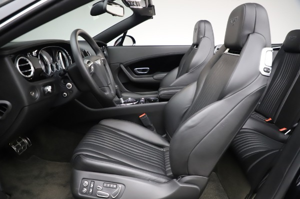 Used 2016 Bentley Continental GTC W12 for sale Call for price at Maserati of Greenwich in Greenwich CT 06830 26