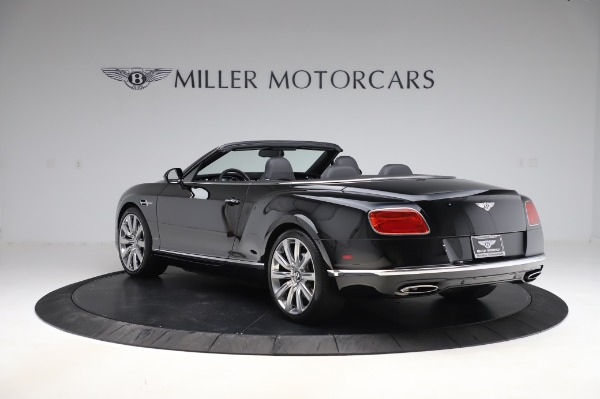 Used 2016 Bentley Continental GTC W12 for sale Call for price at Maserati of Greenwich in Greenwich CT 06830 5