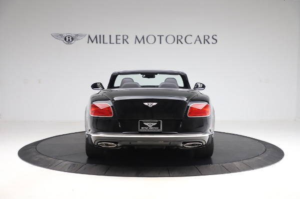 Used 2016 Bentley Continental GTC W12 for sale Call for price at Maserati of Greenwich in Greenwich CT 06830 6