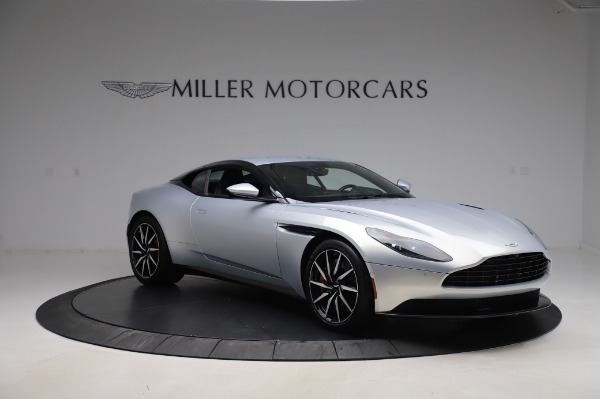 Used 2018 Aston Martin DB11 V8 Coupe for sale Sold at Maserati of Greenwich in Greenwich CT 06830 10