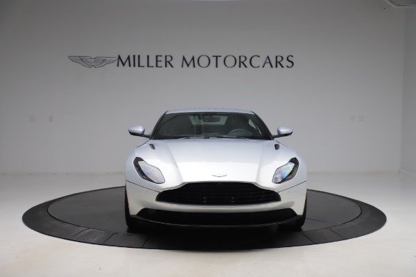 Used 2018 Aston Martin DB11 V8 Coupe for sale Sold at Maserati of Greenwich in Greenwich CT 06830 11
