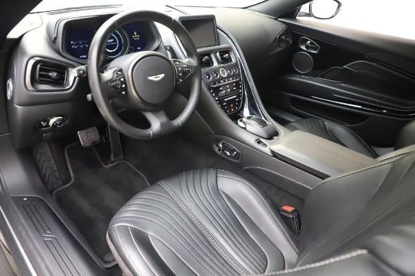 Used 2018 Aston Martin DB11 V8 Coupe for sale Sold at Maserati of Greenwich in Greenwich CT 06830 13