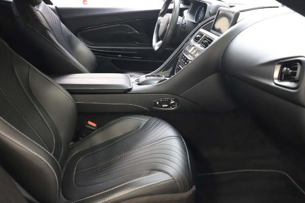 Used 2018 Aston Martin DB11 V8 Coupe for sale Sold at Maserati of Greenwich in Greenwich CT 06830 19