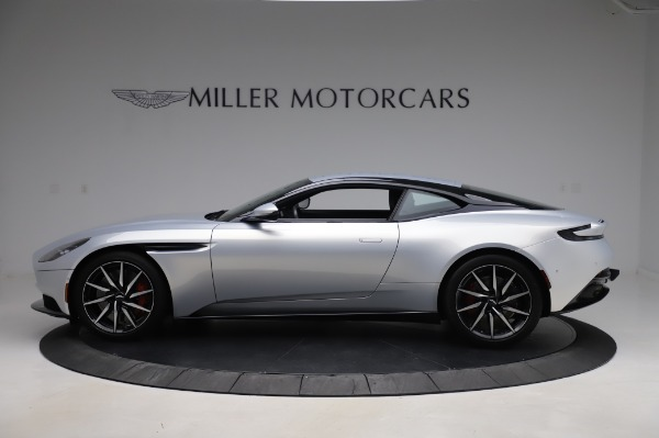 Used 2018 Aston Martin DB11 V8 Coupe for sale Sold at Maserati of Greenwich in Greenwich CT 06830 2