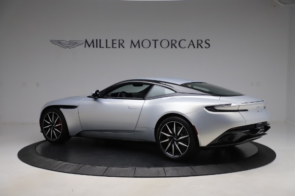 Used 2018 Aston Martin DB11 V8 Coupe for sale Sold at Maserati of Greenwich in Greenwich CT 06830 3