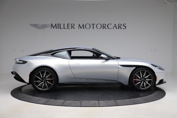 Used 2018 Aston Martin DB11 V8 Coupe for sale Sold at Maserati of Greenwich in Greenwich CT 06830 8