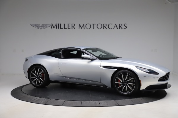 Used 2018 Aston Martin DB11 V8 Coupe for sale Sold at Maserati of Greenwich in Greenwich CT 06830 9