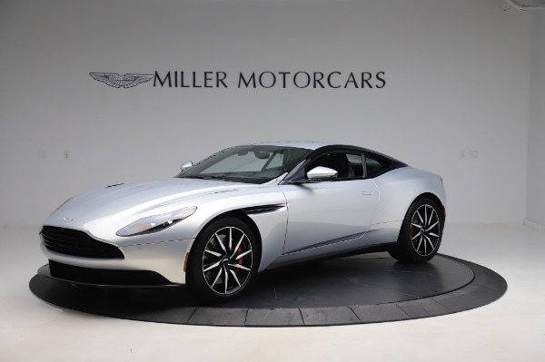 Used 2018 Aston Martin DB11 V8 Coupe for sale Sold at Maserati of Greenwich in Greenwich CT 06830 1