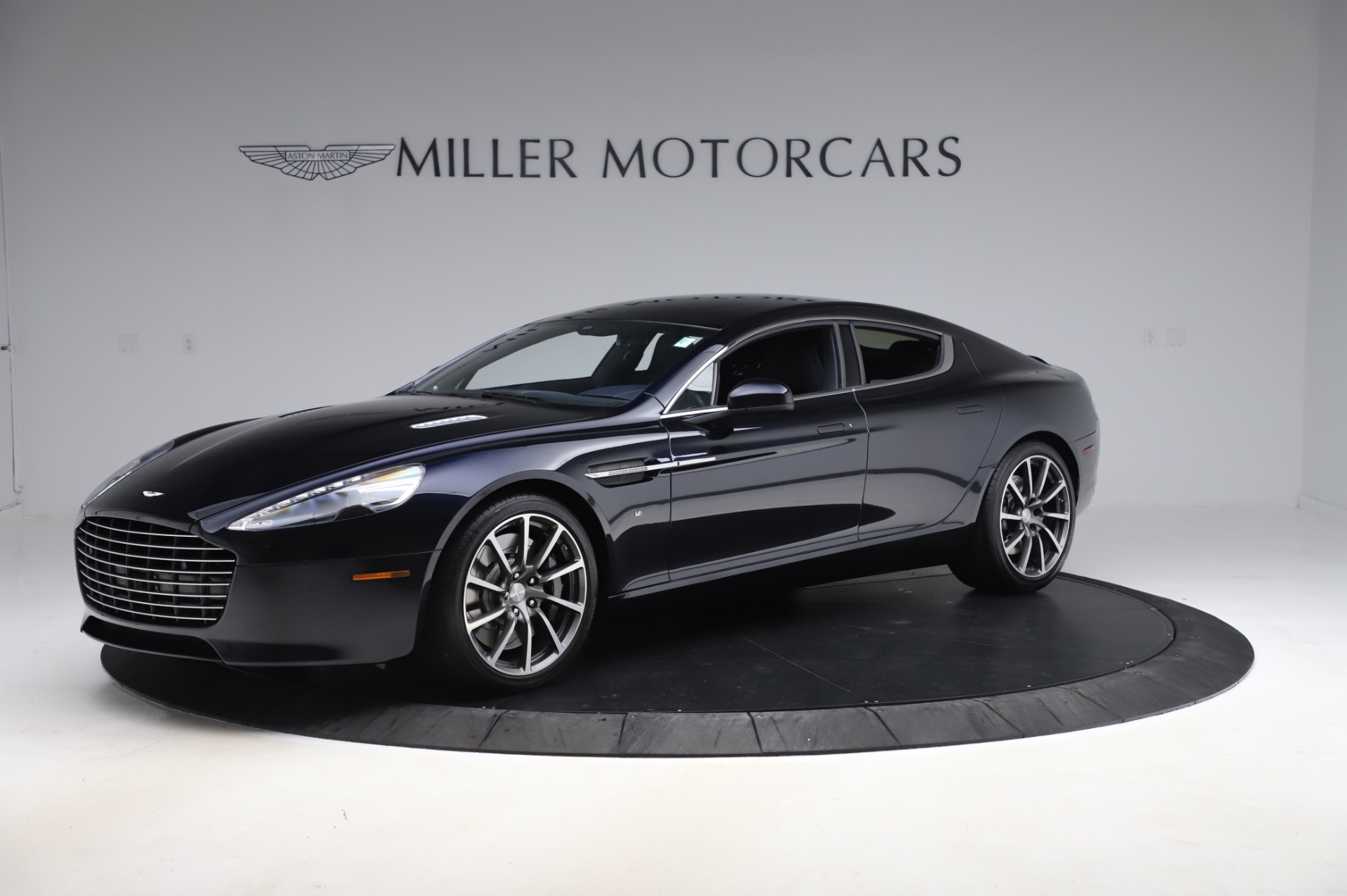 Used 2017 Aston Martin Rapide S Shadow Edition for sale $129,900 at Maserati of Greenwich in Greenwich CT 06830 1