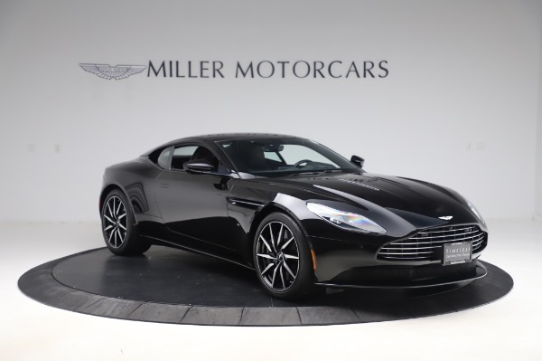 Used 2017 Aston Martin DB11 V12 for sale $149,900 at Maserati of Greenwich in Greenwich CT 06830 10