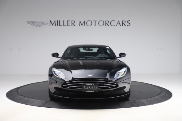 Used 2017 Aston Martin DB11 V12 Coupe for sale $149,900 at Maserati of Greenwich in Greenwich CT 06830 11