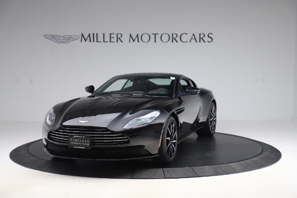 Used 2017 Aston Martin DB11 V12 Coupe for sale $149,900 at Maserati of Greenwich in Greenwich CT 06830 12