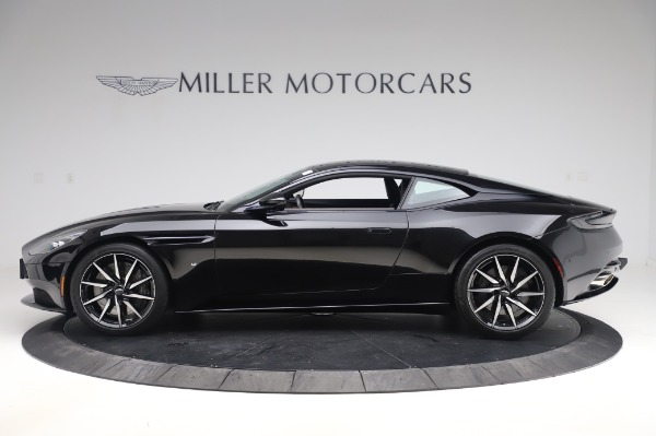 Used 2017 Aston Martin DB11 V12 Coupe for sale $149,900 at Maserati of Greenwich in Greenwich CT 06830 2