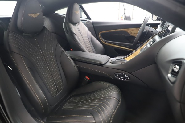 Used 2017 Aston Martin DB11 V12 for sale $149,900 at Maserati of Greenwich in Greenwich CT 06830 23
