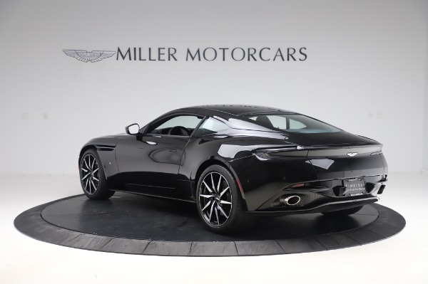 Used 2017 Aston Martin DB11 V12 for sale $149,900 at Maserati of Greenwich in Greenwich CT 06830 4