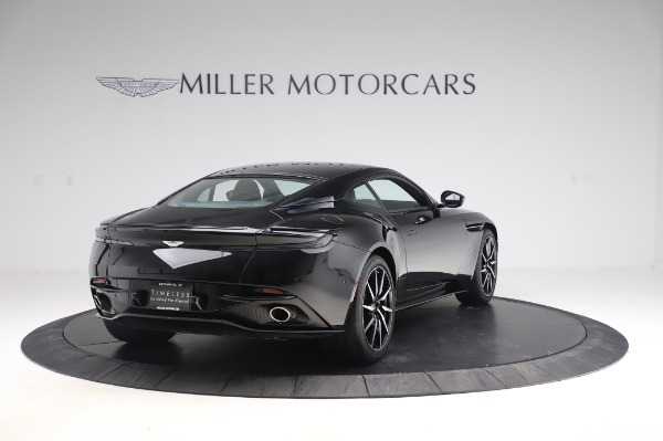 Used 2017 Aston Martin DB11 V12 Coupe for sale $149,900 at Maserati of Greenwich in Greenwich CT 06830 6