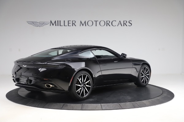 Used 2017 Aston Martin DB11 V12 for sale $149,900 at Maserati of Greenwich in Greenwich CT 06830 7